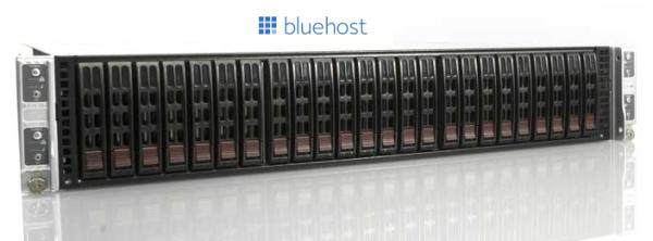 Top Tier Blue Host